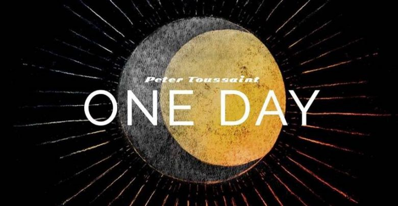 "Peter Toussaint launches his solo album ""One Day"""