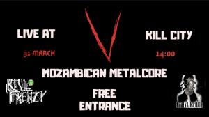 Hora Vitrum CPT Tour Pt3 @ Kill City Blues
