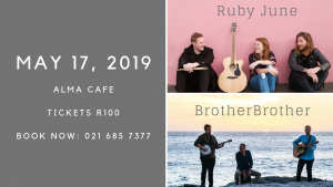 BrotherBrother and Ruby June @ Alma Cafe @ Alma Cafe