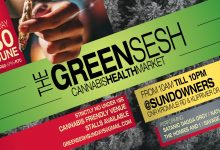 Photo of Introducing 'The Green Sesh' Cannabis Health Market taking off in Alberton this Sunday at Sundowners!