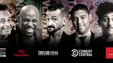 Photo of The BIG 5 Comedy show is Back with an all new line-up!