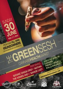 The Green Sesh Market at Sundowners @ Sundowners Alberton