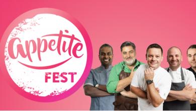 Photo of Appetite Fest returns spruced for spring this September