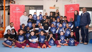 Photo of GrandWest supports physical literacy programmes for Cape Town's children