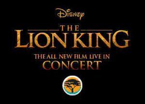 The Lion King Live In Concert - Pretoria @ Sun Arena @ Time Square, Menlyn Maine - Sun Time Square, Menlyn Maine