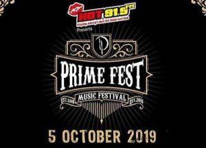 Prime Fest - Johannesburg 2019 @ Casalinga Restaurant