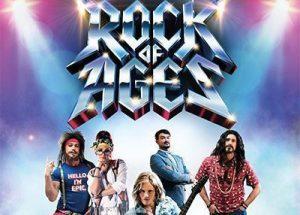 Rock Of Ages Musical @ Teatro At Montecasino - Montecasino