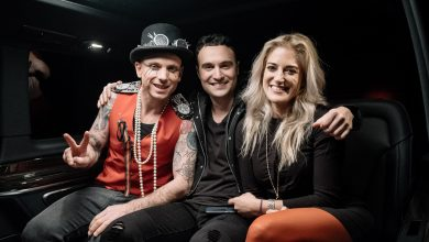 Photo of Jesse Clegg releases star-studded music video for 'Let it burn'
