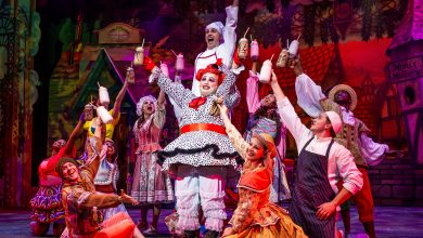 Photo of Janice Honeyman's Jack and the Beanstalk Pantomime has opened with standing ovation!