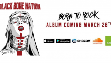 Photo of Black Bone Nation were 'Born to Rock' with European Tour, new music video & upcoming Album coming at you!
