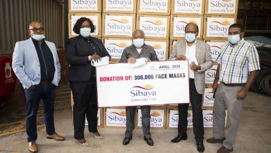 Photo of Sibaya Community Trust invests R4,5 million in fight against COVID-19