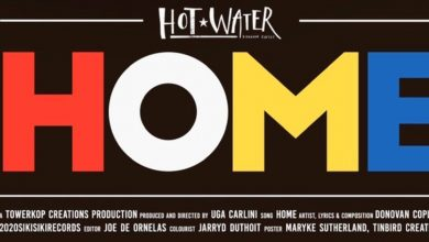 Photo of Hot Water's brand new single 'Home' is out now across all digital platforms