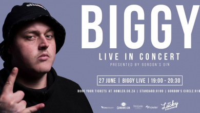 Photo of This Saturday, 'Get Lucky Streaming' Series Brings Biggy, the Biggest Name in Afrikaans Hip-Hop