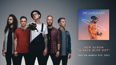 Photo of Dreamshade announce galactic new album 'A Pale Blue Dot' & release 1st single 'Lightbringers'
