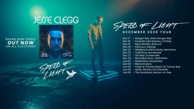 Photo of Jesse Clegg announces 'Speed of Light' South Africa tour – Eastern & Western Cape