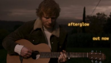 Photo of Ed Sheeran Drops Surprise Fan Track 'Afterglow' with music video – Available now