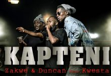 Photo of Rappers Zakwe & Duncan drop their fire track 'Kapteni' featuring Kwesta