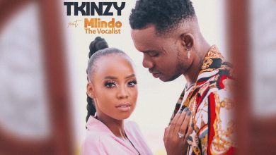 Photo of Tkinzy Calls On Mlindo The Vocalist As They Close The Month Of Love Perfectly With 'Uthando'