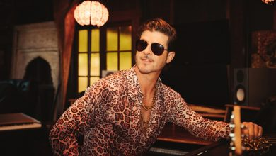 Photo of Grammy Award Nominee, R&B Hit-Maker Robin Thicke Reintroduces Himself With a New Album!