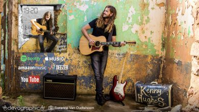 Photo of South African Classic Blues Rock extraordinaire Kenny Hughes drops new single & video '19:20′ today!