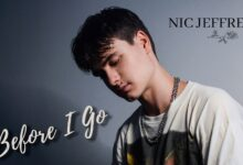 Photo of Nic Jeffrey releases debut single 'bedroom recording' of his acoustic ballad 'Before I Go'