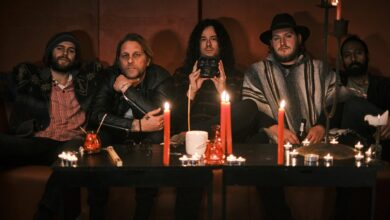 Photo of Cape Town's Ethyl Ether reveal psychedelic video for 'Voodoo'