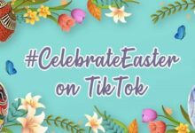 Photo of TV Personality Amanda Du-Pont invites TikTok users into her home this Easter!