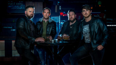 Photo of South African hard rock unit Fear of Falling release anthemic self-titled debut single