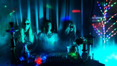 Photo of Filthy Hippies release full length album 'Departures'