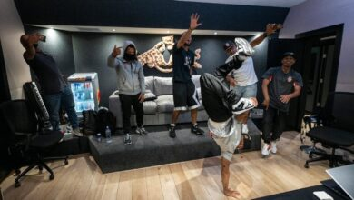 Photo of Music & Breaking Become One with Youngsta CPT, DJ Azuhl, DJ Ready D And Cape Town's Top Breakers