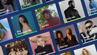 Photo of Spotify Launches New Personalised Spotify Mixes Based on Artists, Genres and Decades
