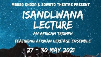 Photo of Mbuso Khoza & Soweto Theatre Return with the much-anticipated 'Isandlwana Lecture' During Africa Month