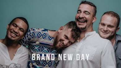 Photo of Justin Serrao is back with his first single in over a year and well worth the wait as he brings us a 'Brand New Day'