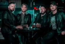 Photo of Johannesburg Rockers Fear Of Falling unveil striking Debut EP 'Breaking Point' out today!