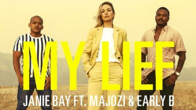 Photo of Janie Bay drops 'My Lief'- An Upbeat Funky Pop Song Featuring Legendary Artists Majozi and Early B
