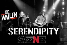 Photo of Hard Rockers De Wallen Seek 'Serendipity' with the Second Single from 'Street Fight Sonata' & Lyric Video!