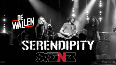Photo of Hard Rockers De Wallen Seek 'Serendipity' with the Second Single from 'Street Fight Sonata' & Lyric Video!