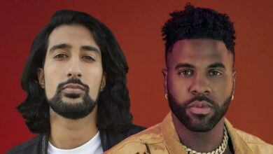 Photo of Canadian-Indian rapper/producer Tesher and Jason Derulo team up with 'Jalebi Baby' reimagined