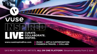 Photo of Immerse Yourself In Inspired Live, A Festival Of Inspiration – VUSE Inspiration!
