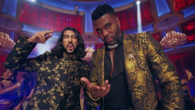 Photo of Bollywood Hollywood Duo Tesher X Jason Derulo Unveil Official Video For 'Jalebi Baby'