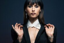 Photo of Anna Wolf ready to claim space as complex & compelling artist with 'Romance was Born'!