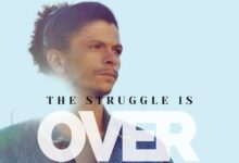 Photo of Reggie Peace Releases Powerful New Single 'The Struggle is over'