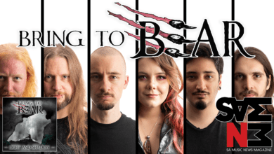 """Photo of UK Symphonic Folk Metal Clan 'Bring To Bear' Release """"Light And Shadow"""" EP & Music Video For """"No One Knows"""" (Queens Of The Stone Age Accordion Metal Version)"""
