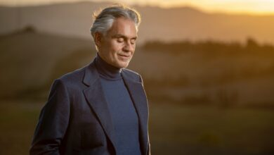 Photo of Andrea Bocelli Signs Exclusive Global Partnership With Universal Music Group