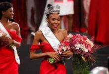 Photo of Lalela Mswane Crowned the New Miss SA 2021 At Glittering Cape Town Event