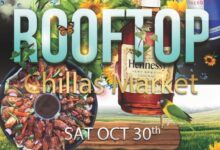 Photo of Rooftop Chillas Market bringing Artists together under one roof in Johannesburg on Saturday 30th of October!