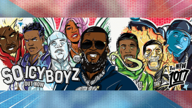 """Photo of Gucci Mane and 1017 Global Music Drop Surprise 'SO ICY BOYZ"""" (Deluxe)"""